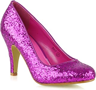 Best fuchsia bridesmaid shoes Reviews