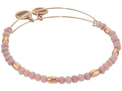 Alex and Ani Balance Bead II Bracelet (Violet) Bracelet