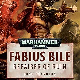 Fabius Bile: Repairer of Ruin cover art