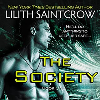 The Society audiobook cover art