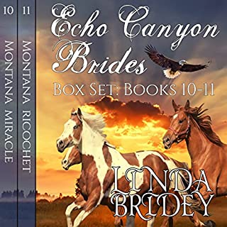 Echo Canyon Brides Box Set Number 4 audiobook cover art