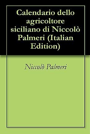 Calendario dello agricoltore siciliano di Niccolò Palmeri
