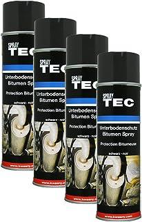 Kwasny 4X 235 500 Auto K Spray TEC Unterbodenschutz Bitumen schwarz 500ml