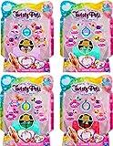 Twisty Petz - 6044224 - Pack de 4 Babies Twisty Petz – Bra