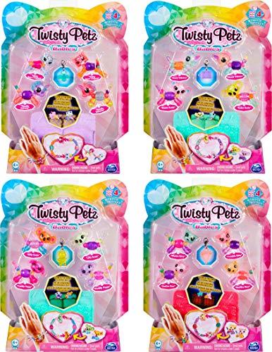 Twisty Petz Twisty Babys 4er Set, unterschiedliche Produktvarianten