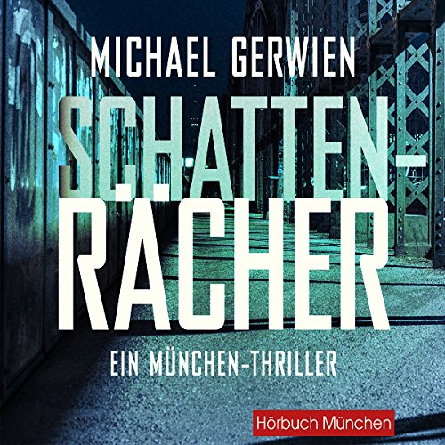 Schattenrächer audiobook cover art