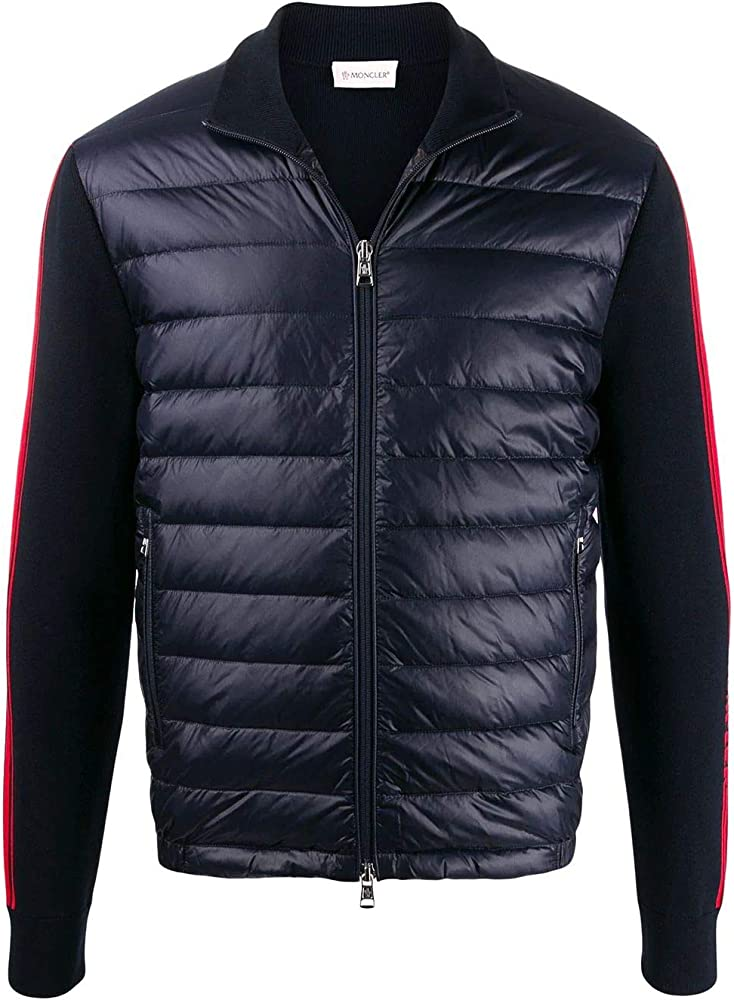 Moncler luxury fashion uomo   piumino | autunno-inverno 20 taglia m 9B50000V9059742