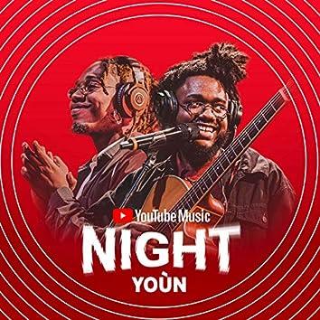 YOÙN (Ao Vivo no YouTube Music Night)