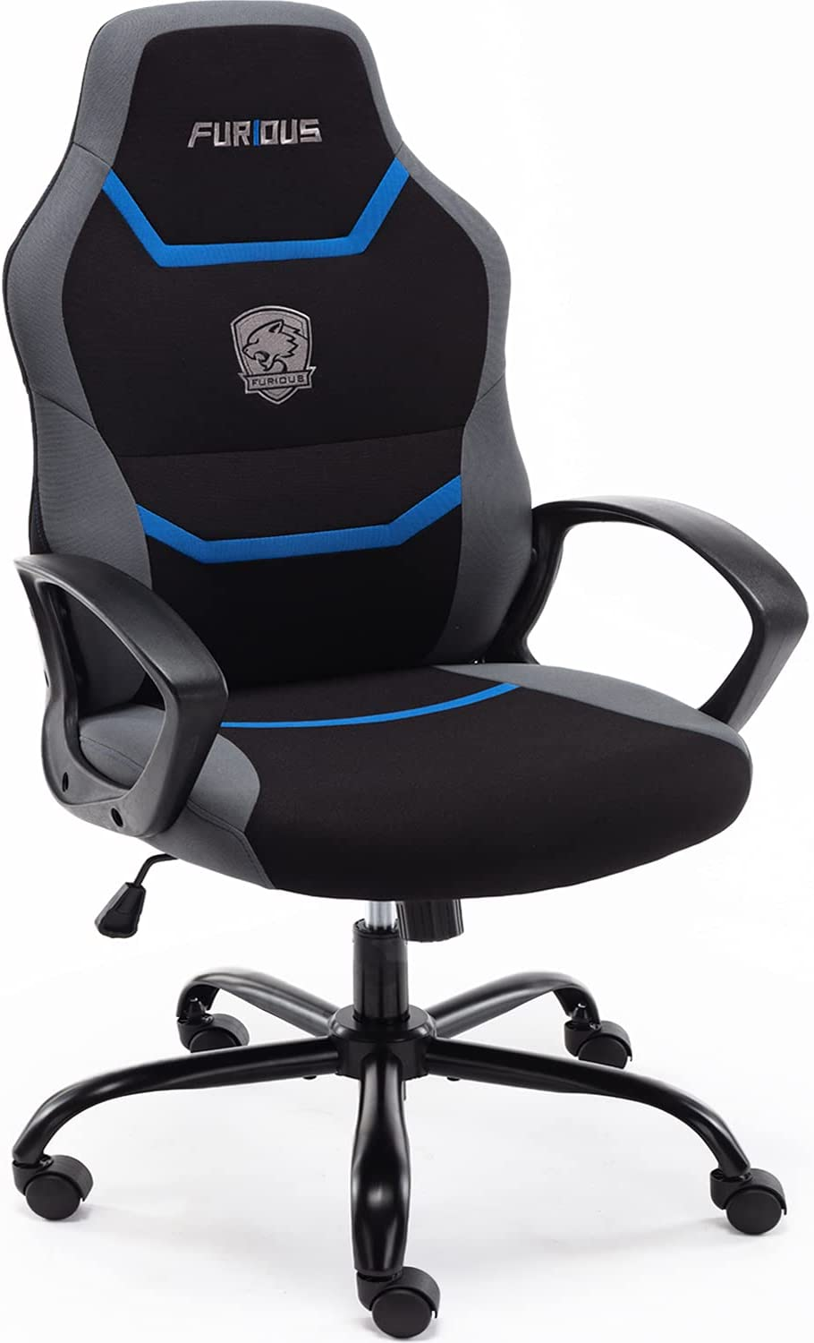 Furious Computer OFFicial site Gaming Chair Home with Desk Lumbar Office Max 59% OFF