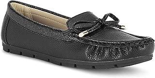 Ceriz Women's Louise Black Loafers