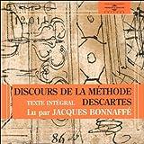 Discours de la méthode - Pour bien construire sa raison, et chercher la vérité dans les sciences - Format Téléchargement Audio - 23,90 €