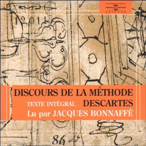 Discours de la méthode audiobook cover art