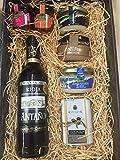 Cesta navideña de productos gourmet para regalar