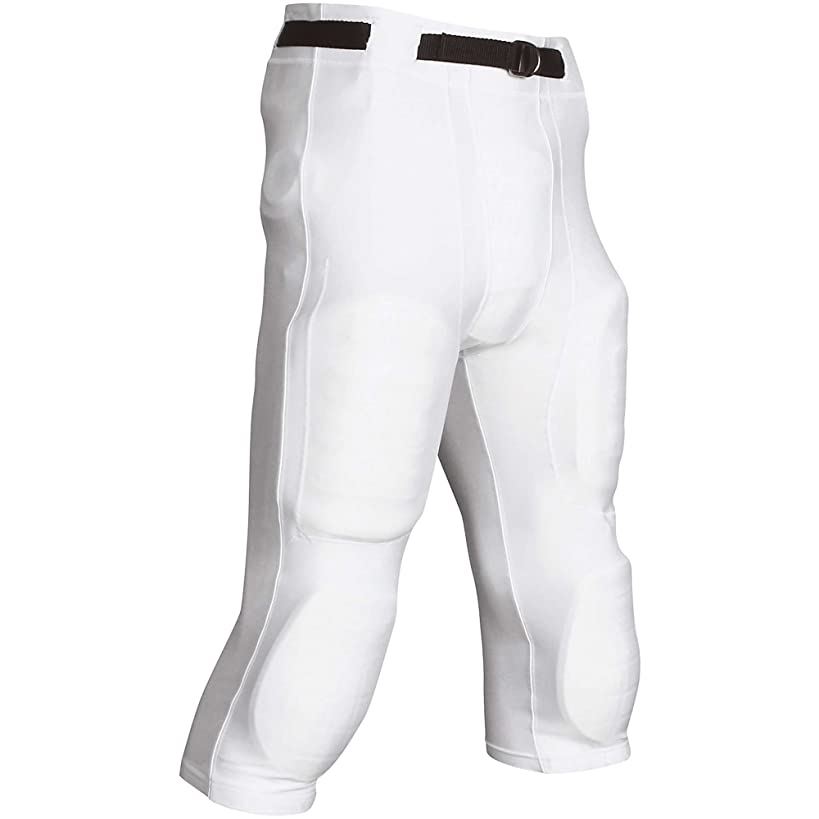 CHAMPRO Adult Goal Line Poly Spandex Football Pant