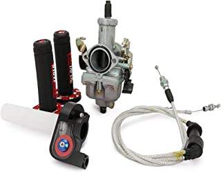 CA250 gazechimp Nuevo Carburador De Alto Rendimiento De Doble Carbohidratos Apto Para Honda Rebel CA CMX 250 C CMX250