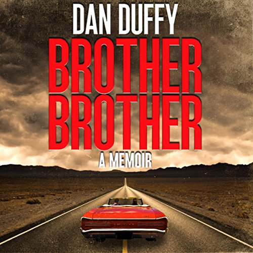 Brother, Brother: A Memoir audiobook cover art