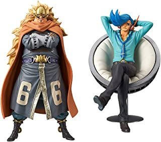 One Piece DXF THE GRANDLINE SERIES VINSMOKE FAMILY vol.5 Judge Niji 2 pack set