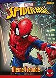 Marvel Spider-Man Freundebuch: Meine Freunde -