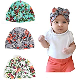 plus de photos super populaire original de premier ordre Amazon.fr : BONNET TURBAN - Depuis 1 mois / Bébé : Vêtements