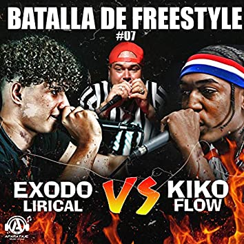 Batalla De Freestyle #07