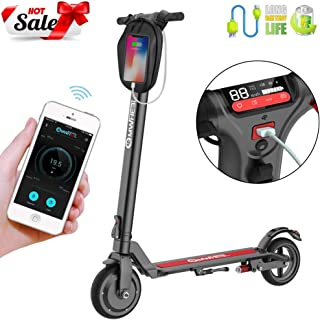 Electric Scooter For Adults - Long Range E Scooter 16 Mile,250W High Speed Motor,8