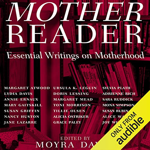 Mother Reader audiobook cover art