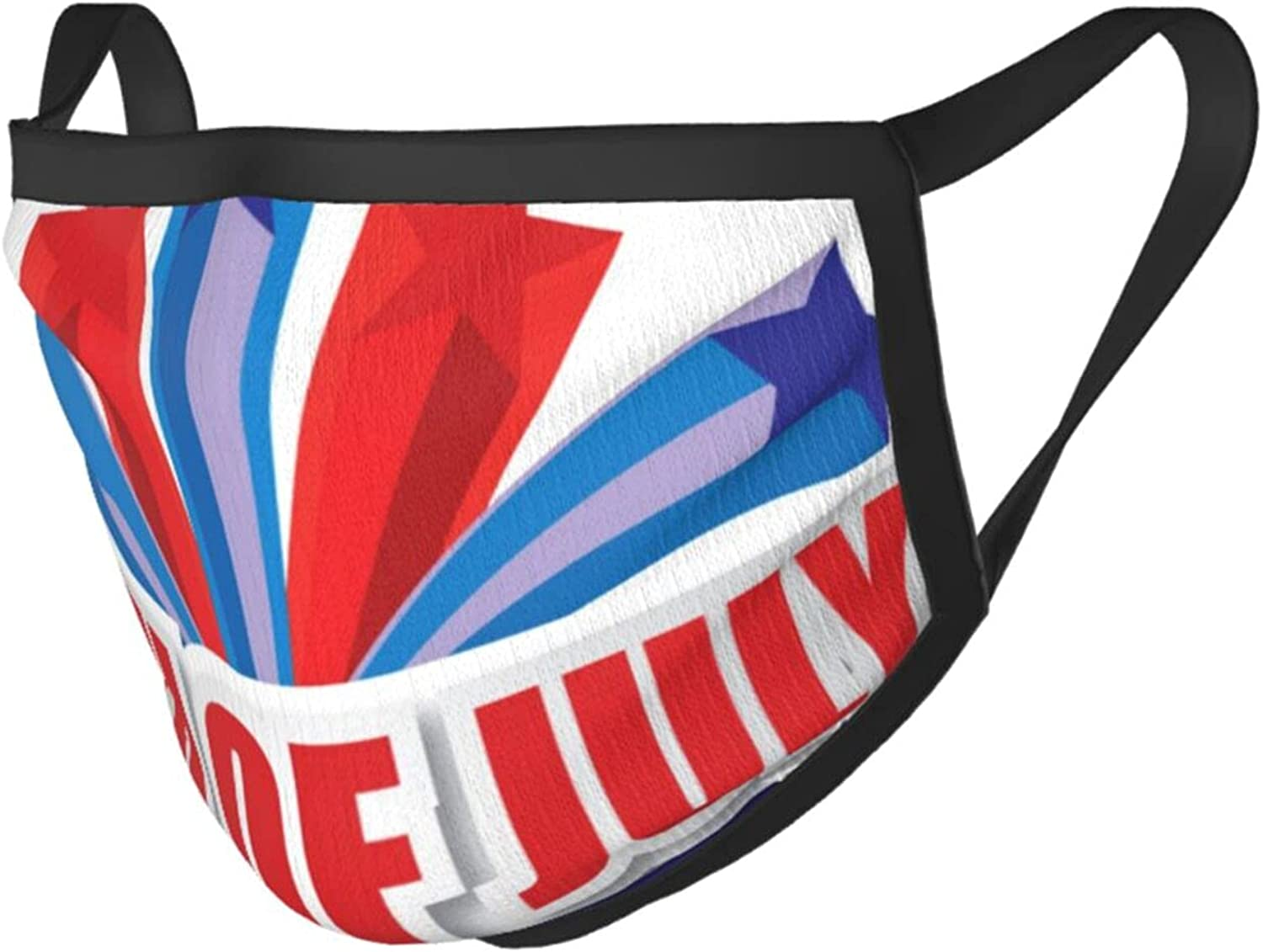 Cloth Face Indefinitely Mask 4th of July Fireworks USA Washable Soft Reusable Super special price