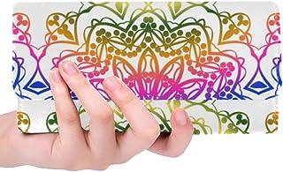 Rfid Blocking Purse Passport Wallets For Women Design Floral Wallet Card For Women Trifold Leather Clutch Wallets Credit Card Holder Case Handbag
