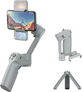 MOZA Mini-MX 3-Axis Smartphone Gimbal Handheld Stabilizer Vlog Youtuber Live Video for iPhone Android Samsung Galaxy iPhon...