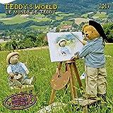 Teddy's World 2017: Kalender 2017 (Artwork Edition)