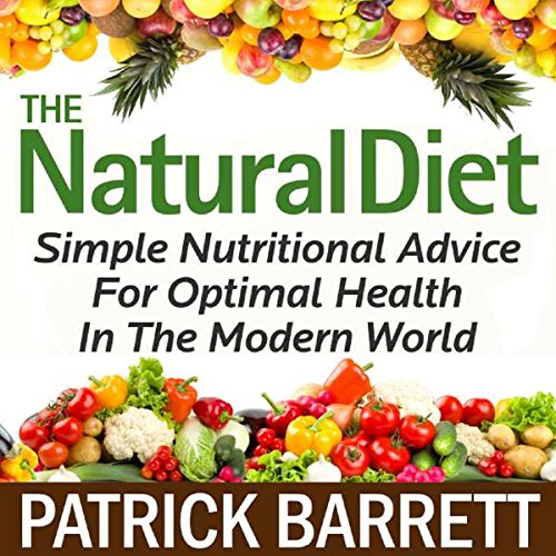 The Natural Diet audiobook cover art