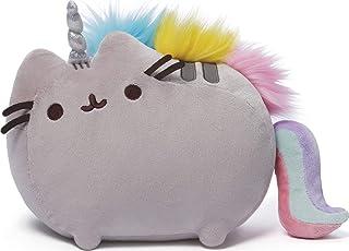 """GUND Pusheenicorn Plush Stuffed Animal Rainbow Cat Unicorn, 13"""""""