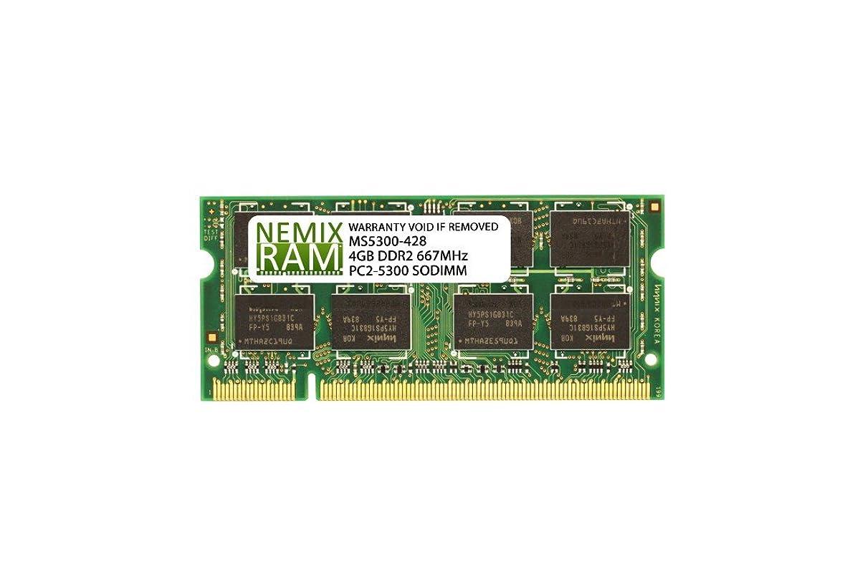 4GB NEMIX RAM Memory for Apple Module iMac 2007 ntmq2019756128