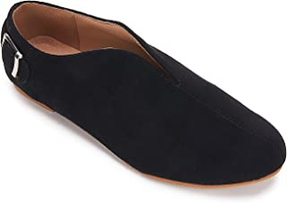 Sponsored Ad - Beotyshow Pointed Toe Flats for Women,Comfy Suede Solid Classic Soft Ballet Flat Shoes