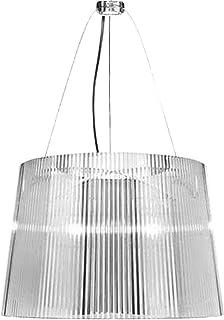 Kartell Gè, Lampe à Suspension, Cristal