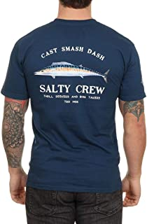 Salty Crew Men's Wahoo Mount Short Sleeve Tee