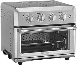 Cuisinart Air Fryer Toaster Oven, Silver (Renewed)