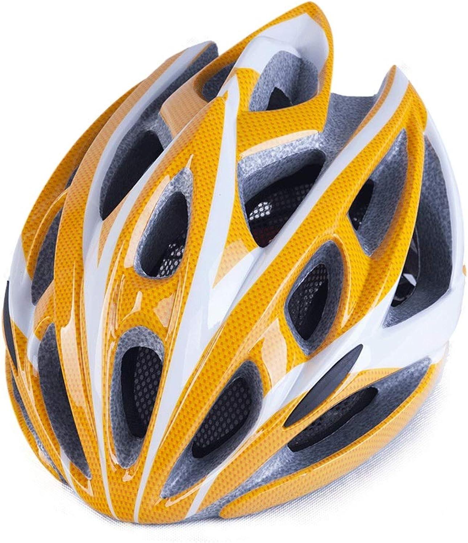 Cobnhdu Men and Women Helmet New Riding Helmet Helmet One Molding Helmet Outdoor Mountain Bike Riding Helmet Super Light Quality Safety Predective Gear Sports Helmet