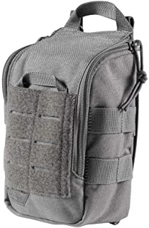 Tactical 5.11 Unisex UCR IFAK Pouch Bag, Unisex-Adult, Tactical UCR IFAK Pouch, 56300-092-1 SZ, Storm, One Size