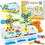 Paochocky Puzzles 3D Montessori Juguetes Bloques Construccion Rompecabezas...