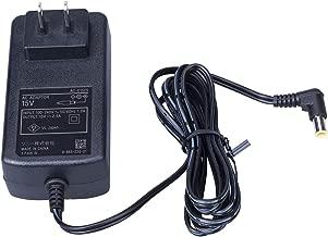 Sony 15V AC Adapter Power Supply For LF-S50G//B LF-S50G LF-S50G//W Smart Speaker