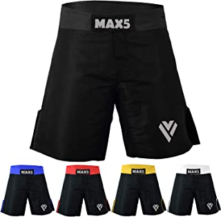 MMA BJJ Mixed Martial Arts Shorts | Cross Training Shorts | Muay Thai Workout Shorts