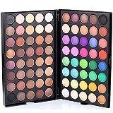 Bluelover Popfeel 80 Colori Mini Palette Ombretto Set Kit Matte Glitter Shimmer Cosmetici ...