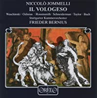 Il Vologeso by NICCOL? JOMMELI (1998-11-01)