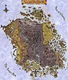 The Museum Outlet grafici di–Morrowind Map–A3poster Print