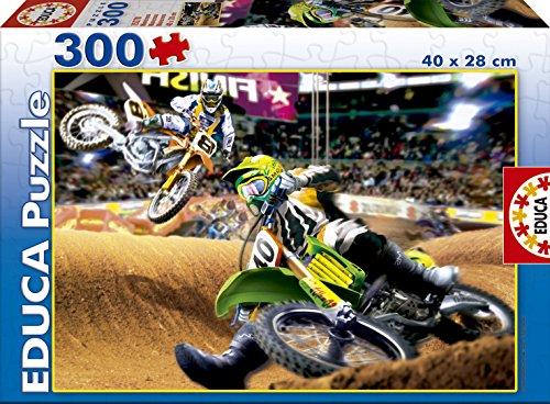 Educa Borrás 15270 - 300 Motocross