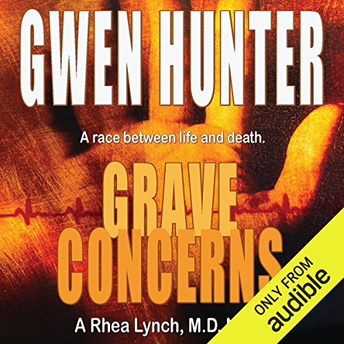 Grave Concerns audiobook cover art