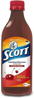 scott emulsion fish oil