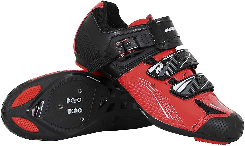 Massi Unisex Unisex Unisex Vuxna skor CTRA.Arion Dual 2.0 röd T.44 Mountain Biking skor, 8 Storbritannien  grossistpris