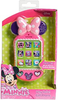 Minnie Bow-tique Talking Cell Phone